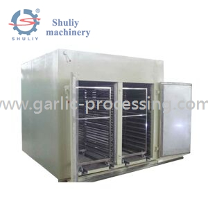 Stainless steel garlic drying oven
